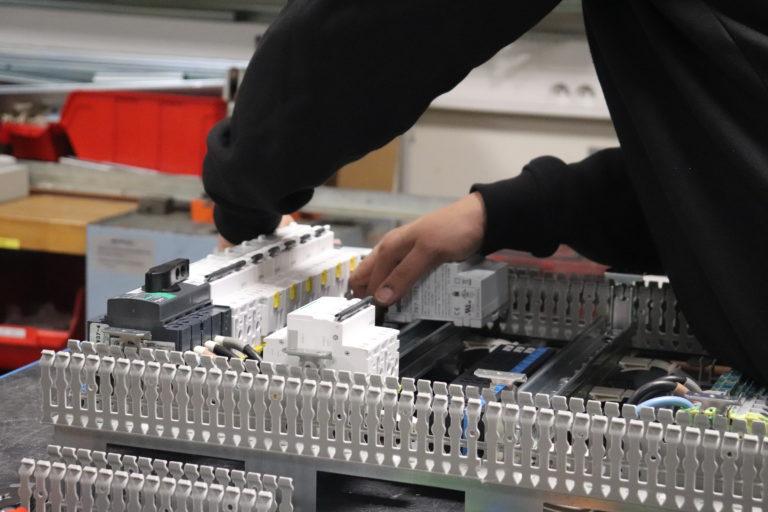 SEGA Macuk - Notre atelier de câblage